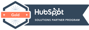 HubSpot Solutions Gold Partner