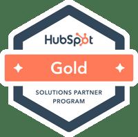 HubSpot Solutions Partner | Gold